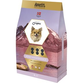 Appetitt Adult Maintenance Small Breed