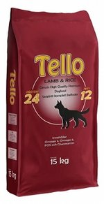 Tello lamb and rice